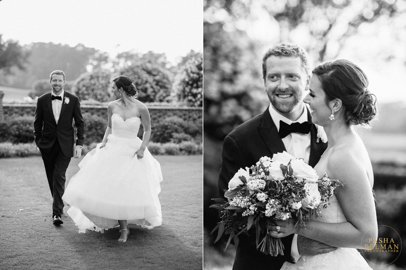 A Super-Stylish Wedding at Pine Lakes Country Club in Myrtle Beach by Pasha Belman Photographer-13