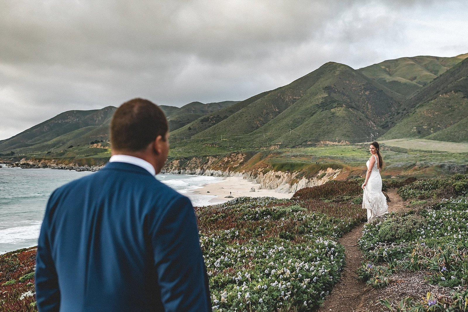 Glen Oaks Wedding Big Sur Elopement 094