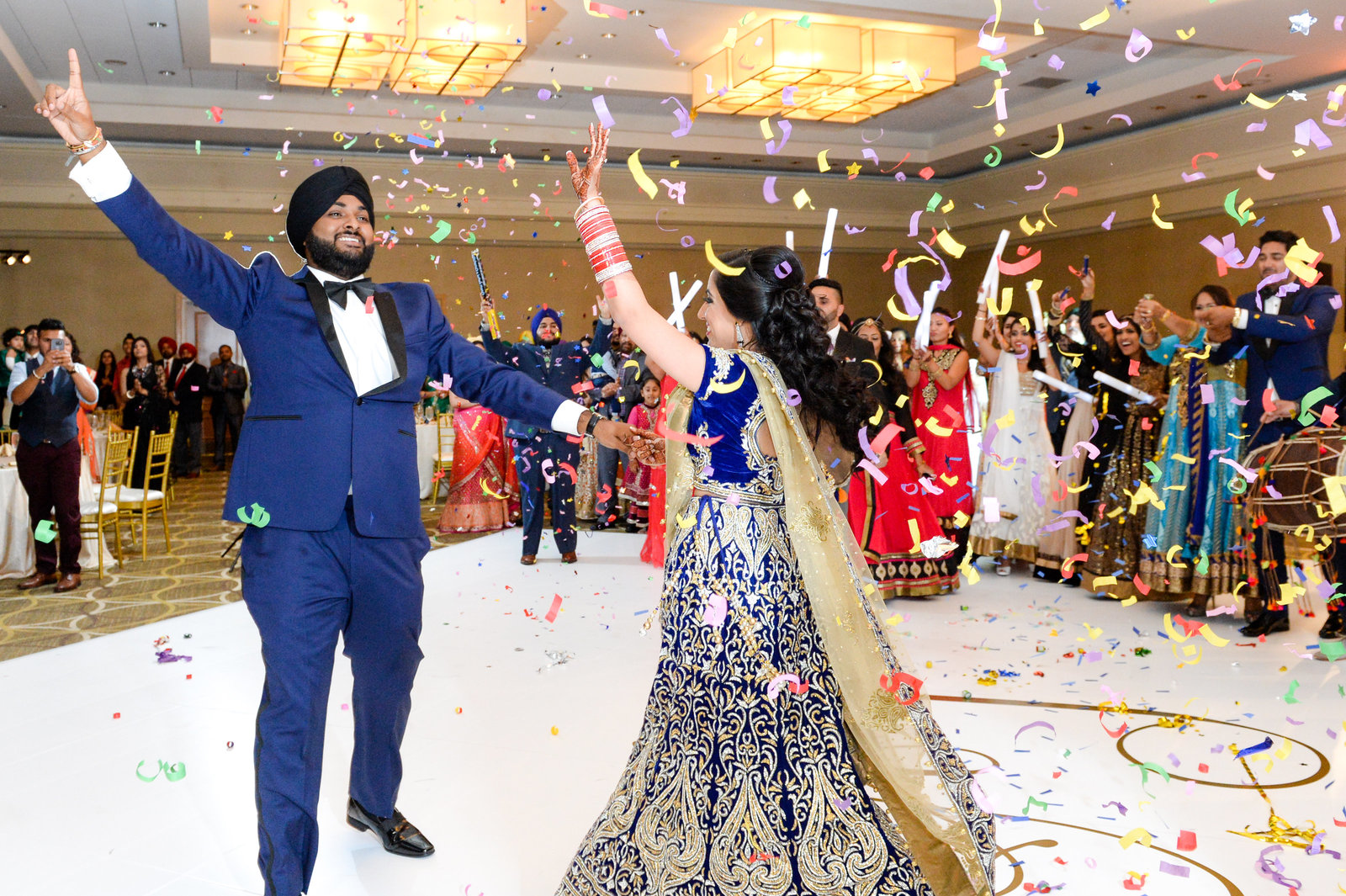 Alina + Jaspreet Wedding Day-1483