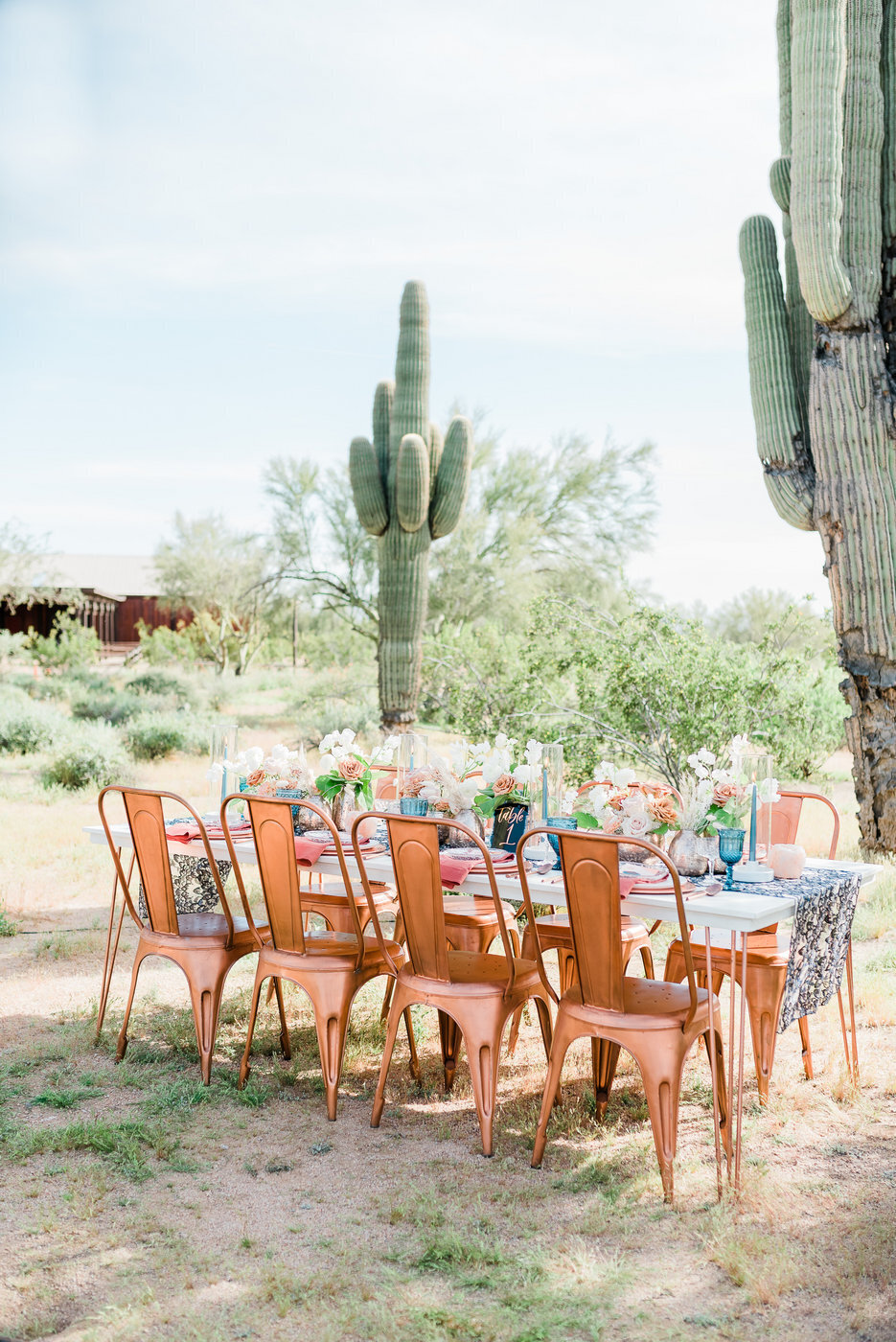 Modern Copper Desert Wedding Styled Shoot 2019-0017