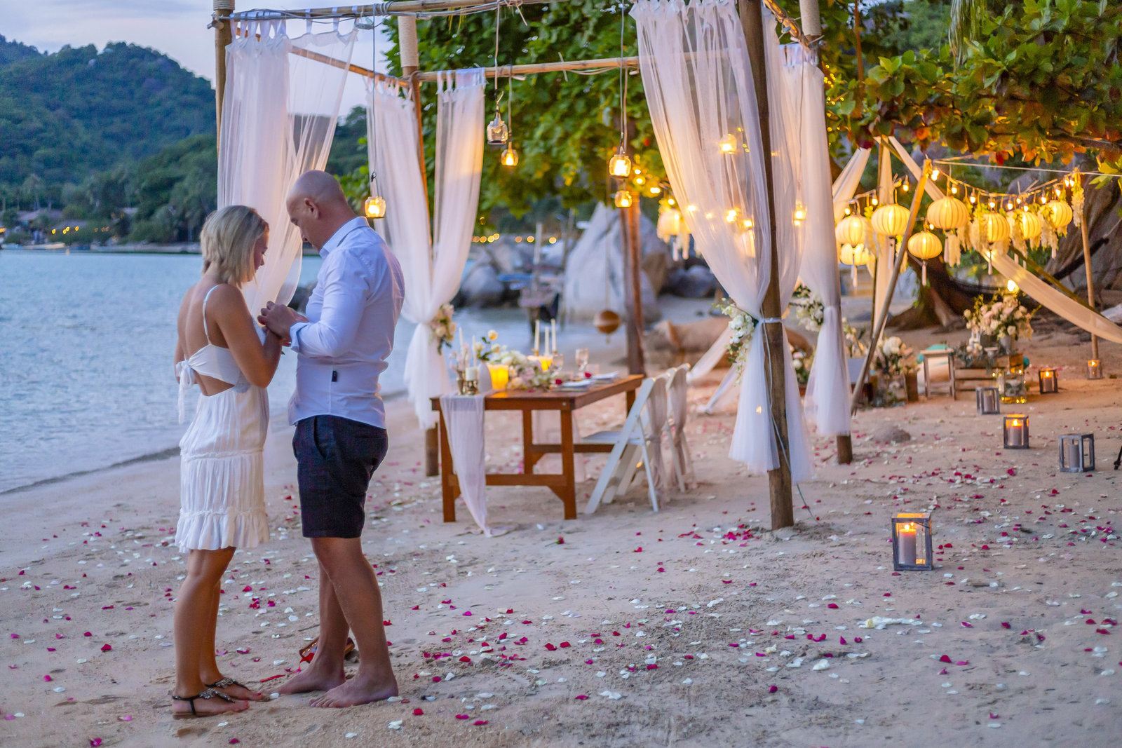 Koh Tao Proposal Thailand  | Forever Lovestruck | D&J_6