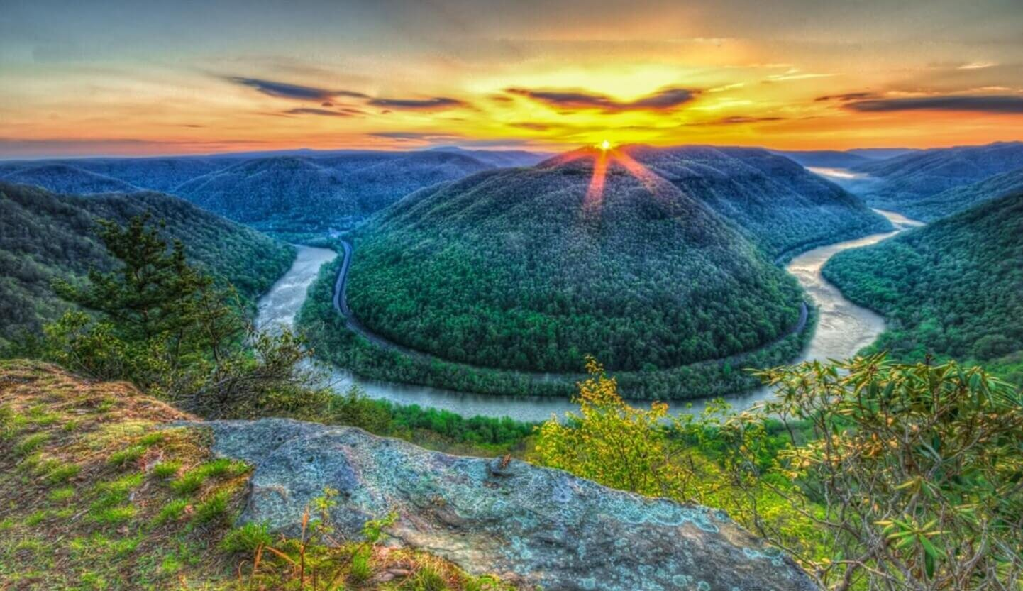 New River Gorge National Park - Grandview