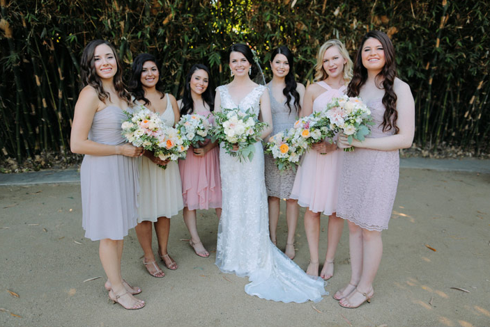 mansion estate california outdoor italian tuscan wedding 4