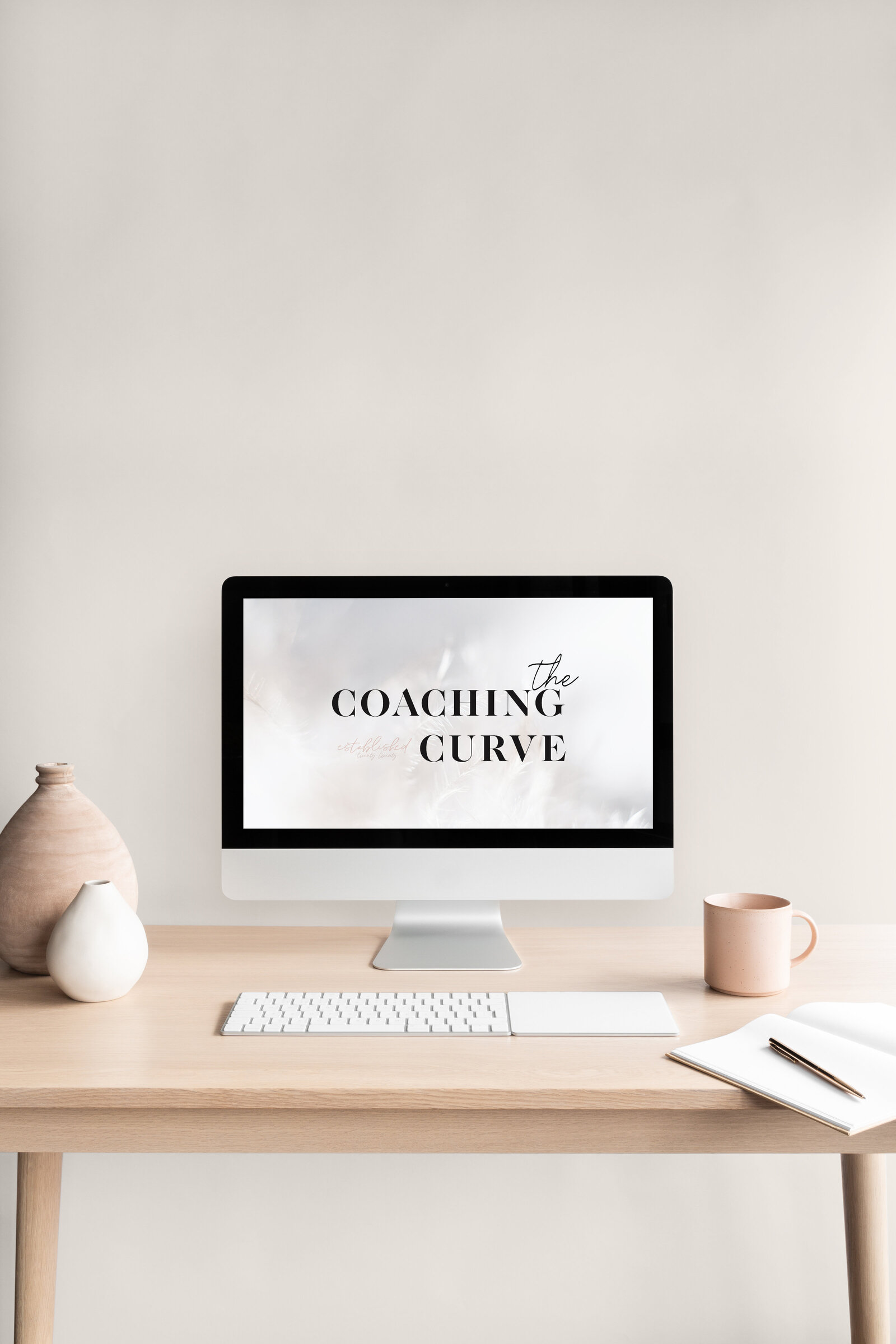 The Coaching Curve Mockup 2