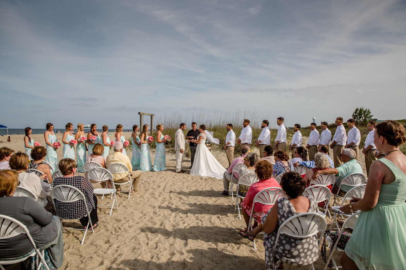 Jennifer + Tony, Tybee Island Wedding, Bobbi Brinkman Photography