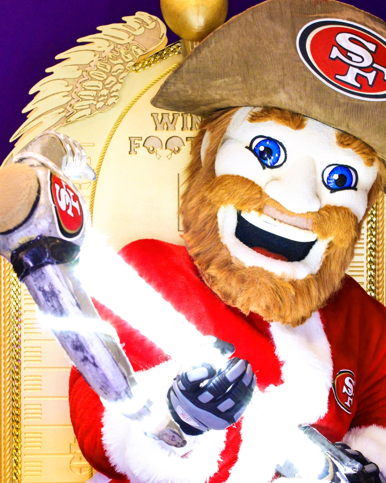LOS GATOS DJ - SF 49ers Levi's Stadium Photobooth - LOS GATOS PHOTO BOOTH corporate event party