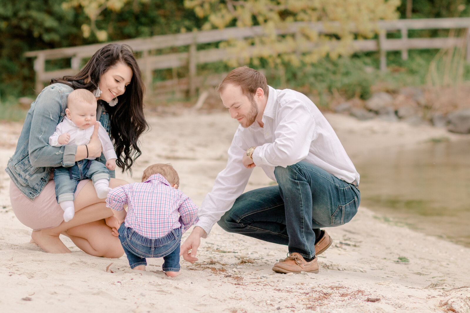 Greenwell State Park Family PHotography Debbie Elisa Photography