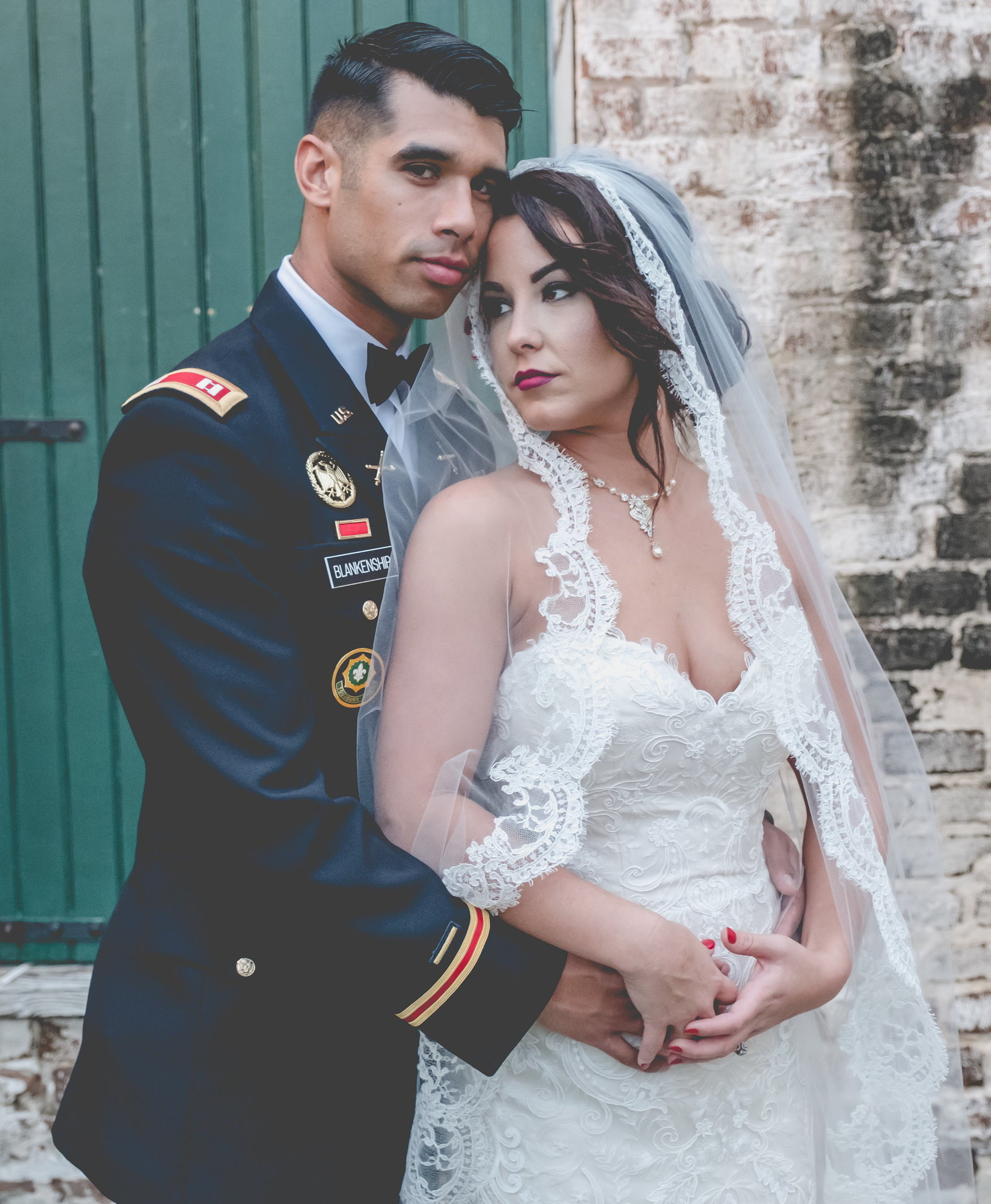 Bobbi Brinkman Photography, Old Fort Jackson Wedding