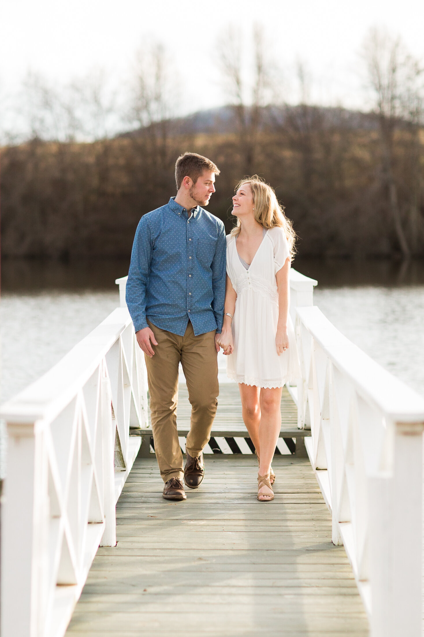 Fall Mountain Engagement Session in the Shenandoah Valley-4