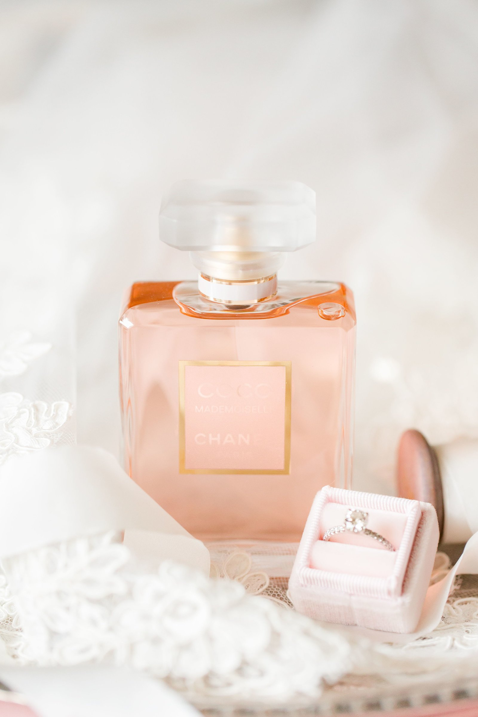 perfume for bride