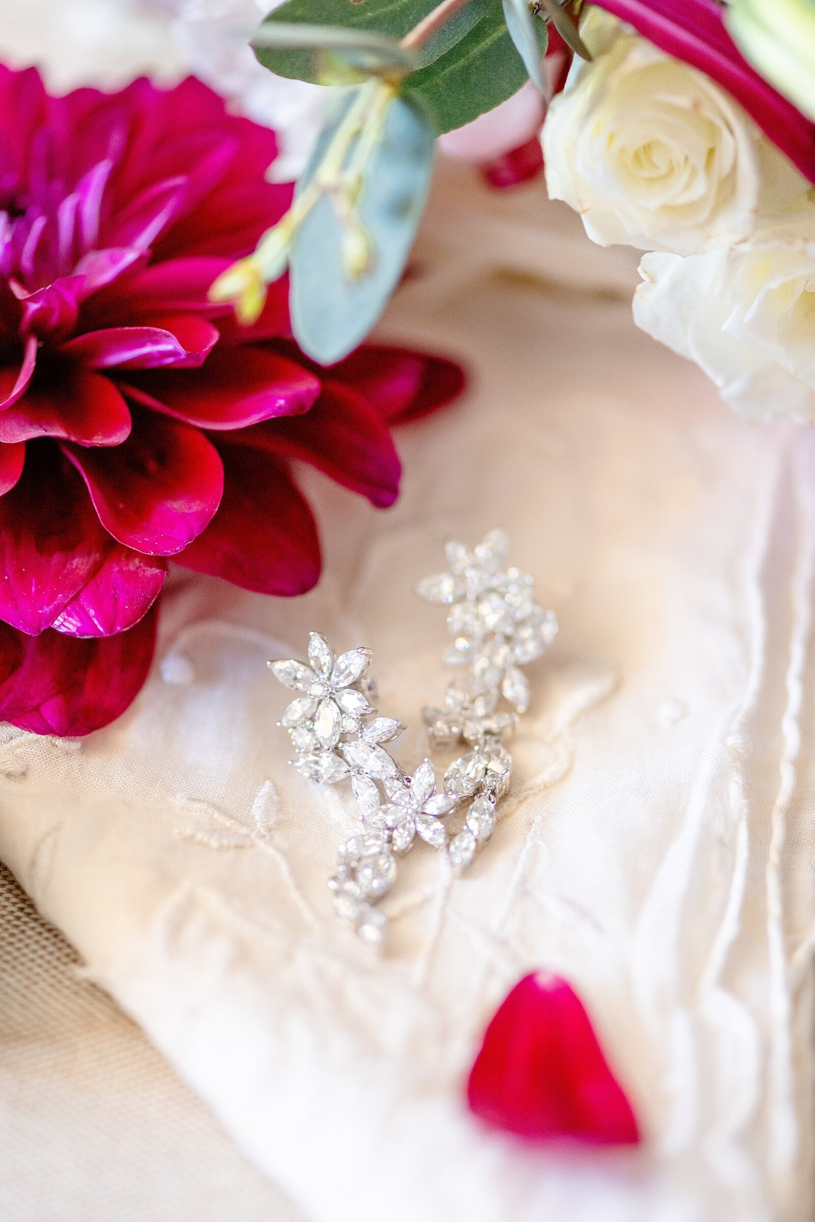 Bridal Jewelry | Four Seasons Wedding | Chynna Pacheco Photography