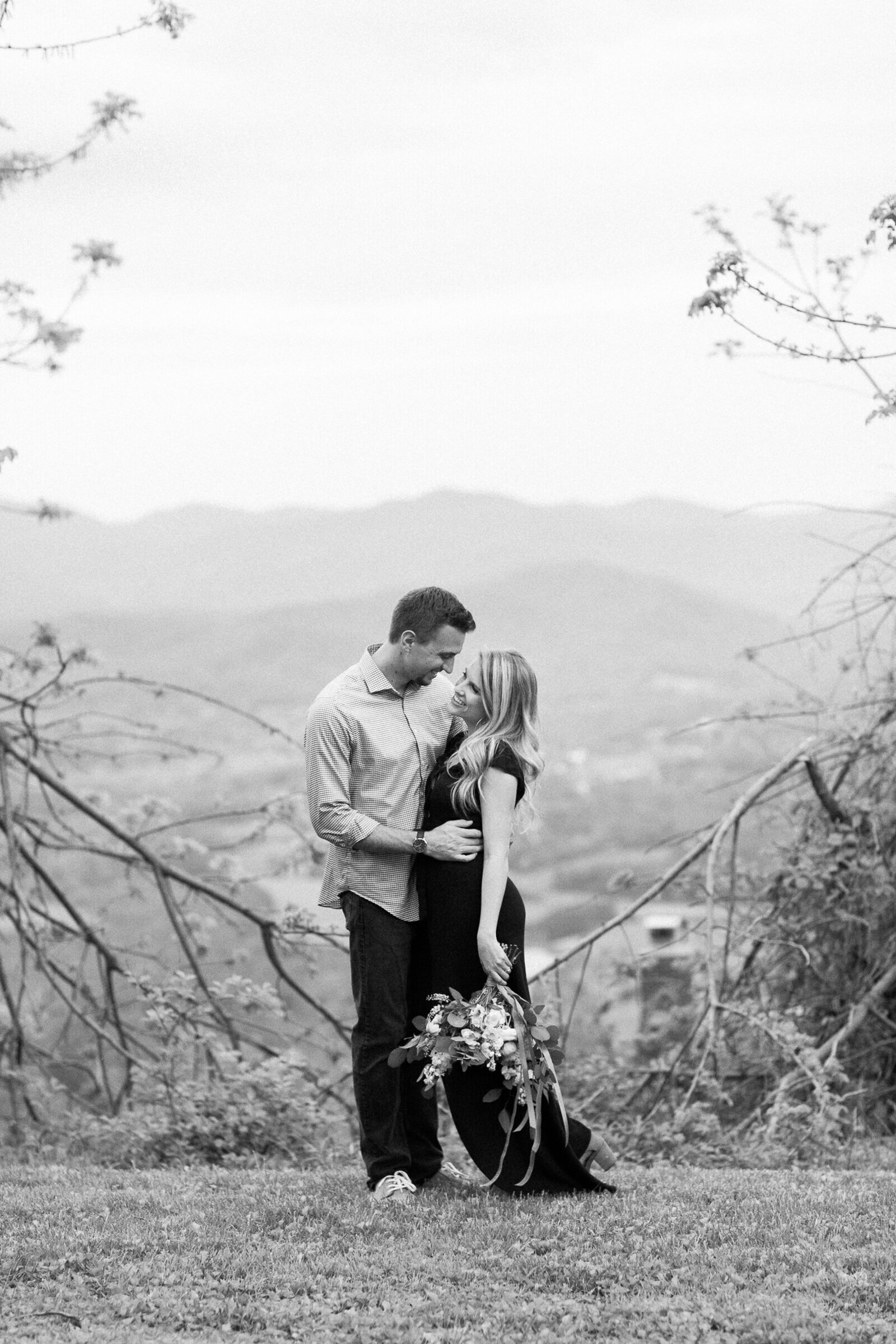 Swannanoa Engagement Session-15