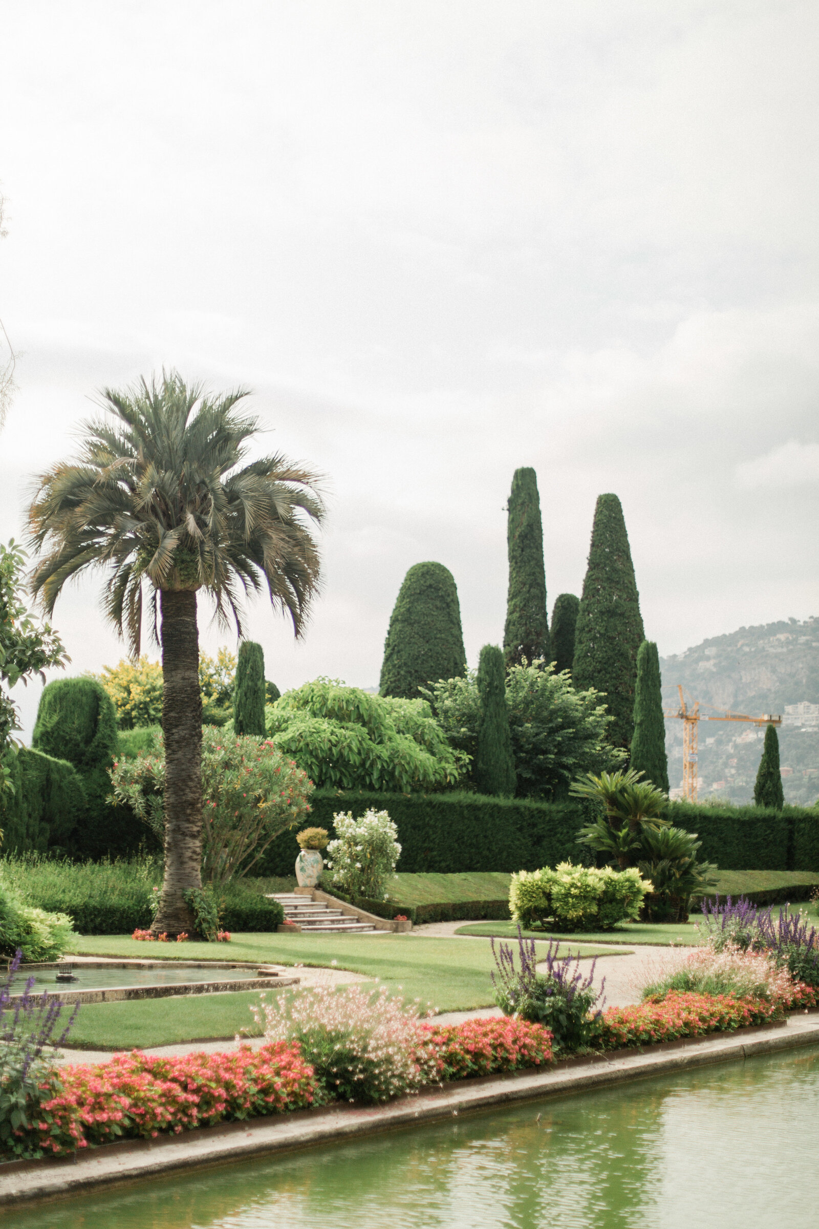 Wedding Villa Rothschild St Jean Cap Ferrat-30