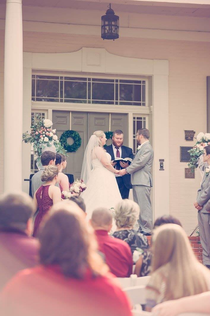Central Arkansas Wedding Ceremony Venue