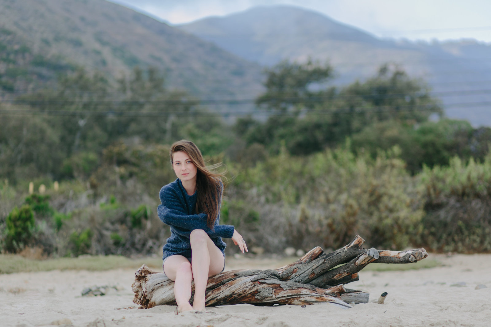 El Leo Carrillo Beach Malibu Angelika Johns Photography-3055