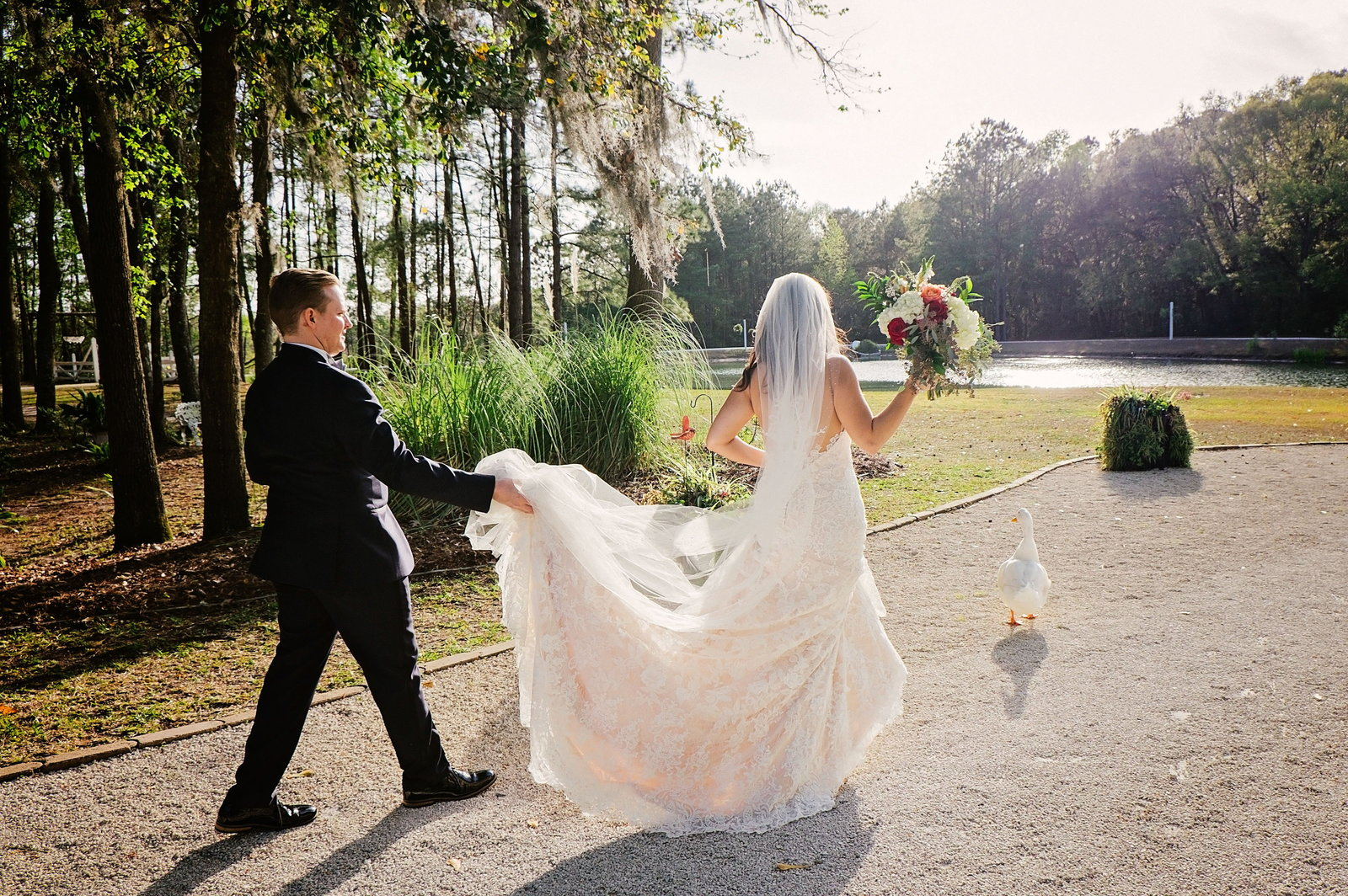 Savannah Wedding, Flor + Aaron, Bobbi Brinkman Photography