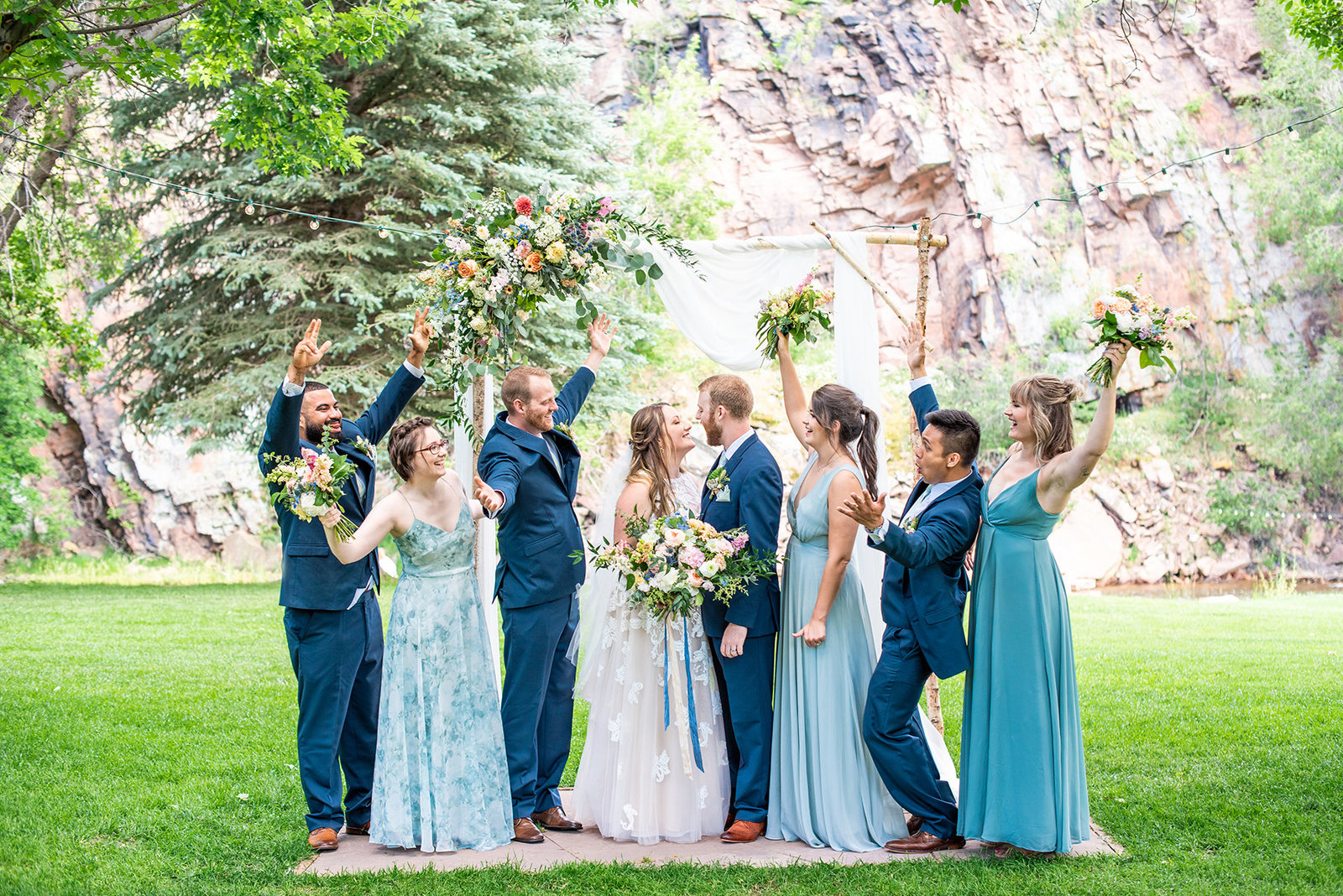 lyons co wedding photographer