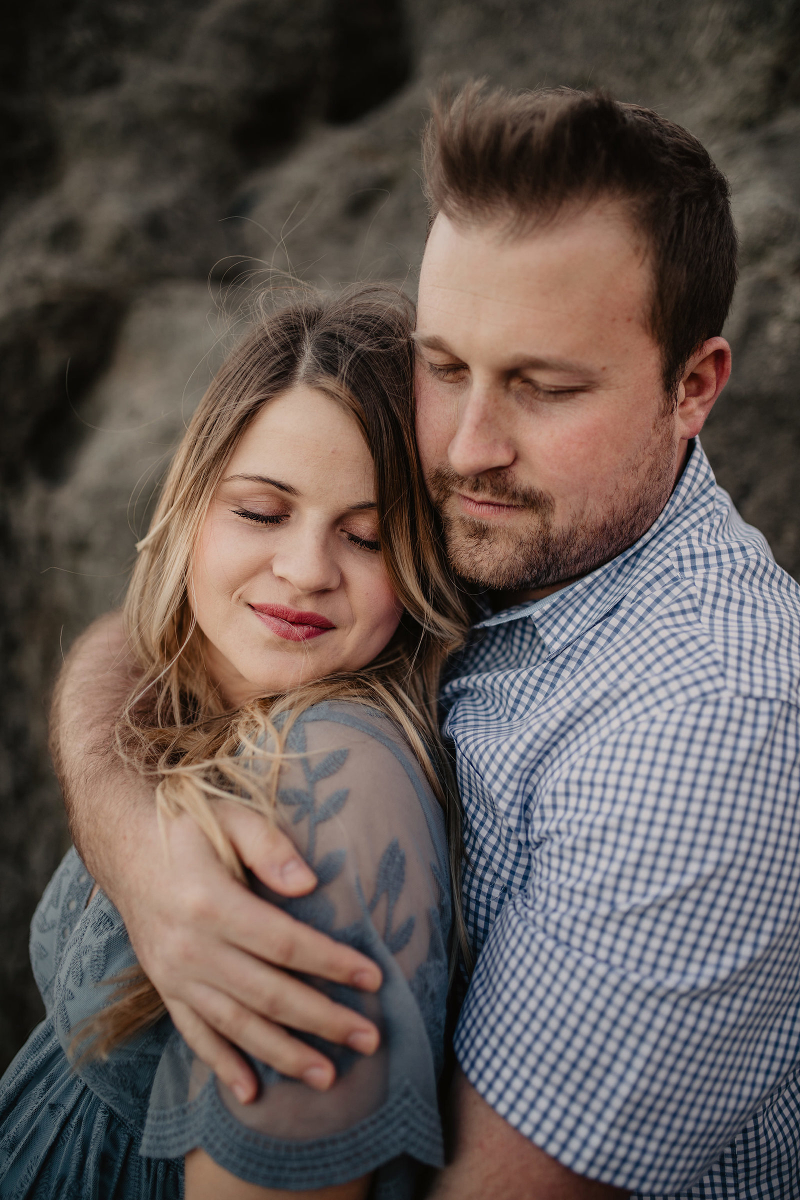 Malibu Maternity Couple