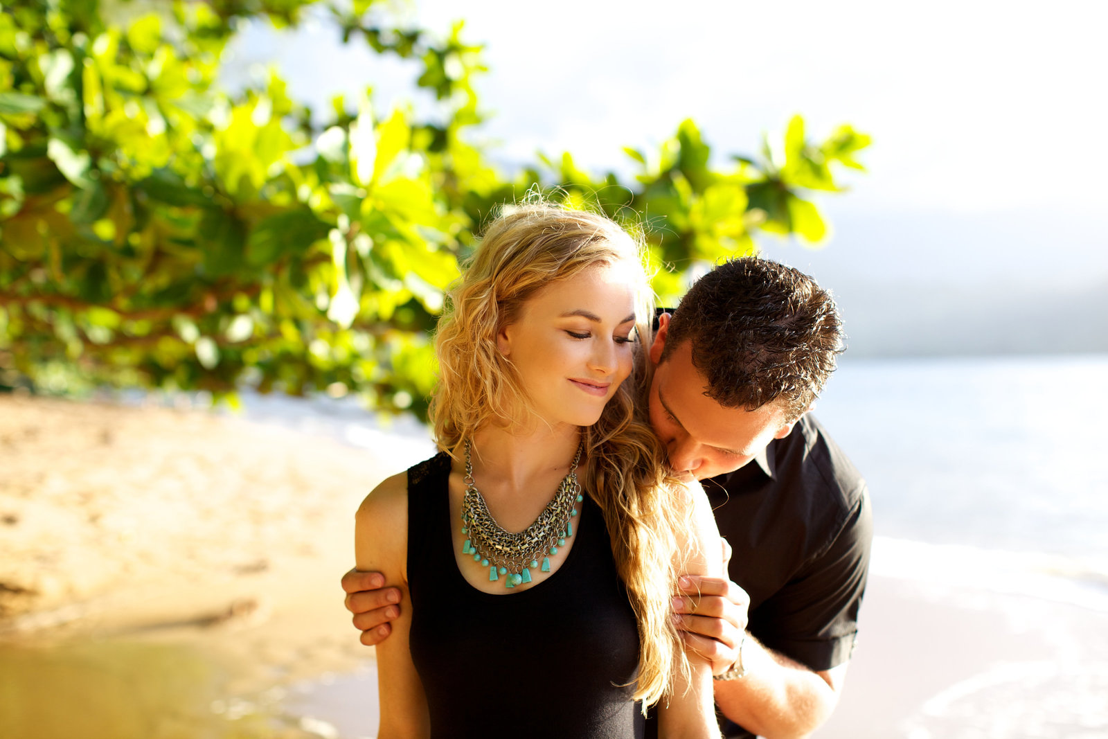Hawaii Surprise Engagement