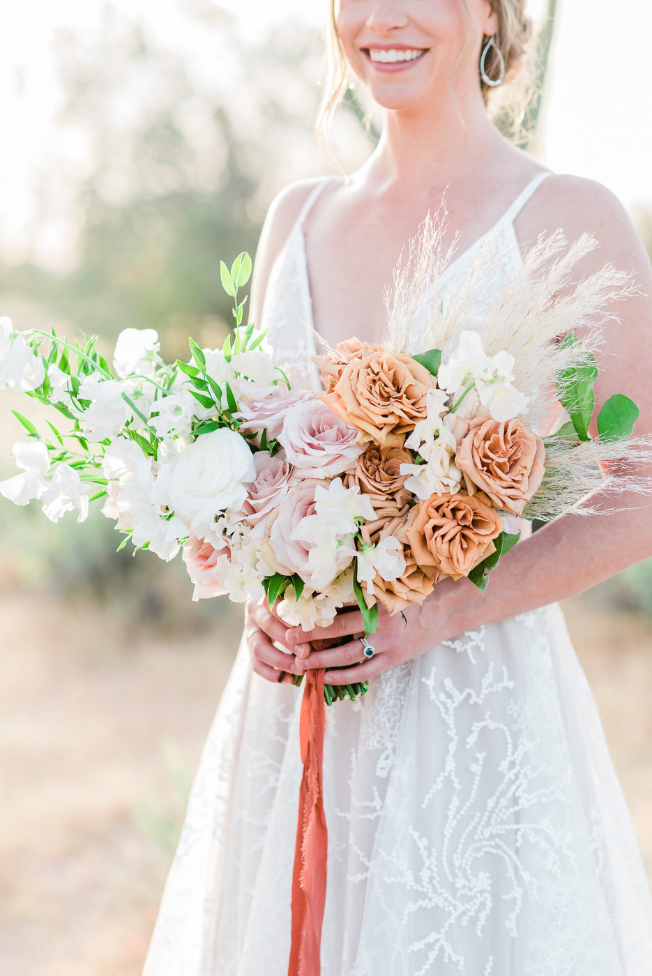Modern Copper Desert Wedding Styled Shoot 2019-0111