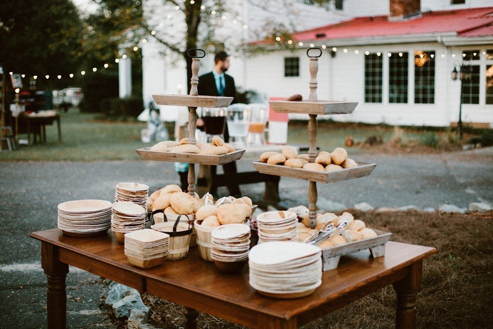 rustic wedding venues in north carolina