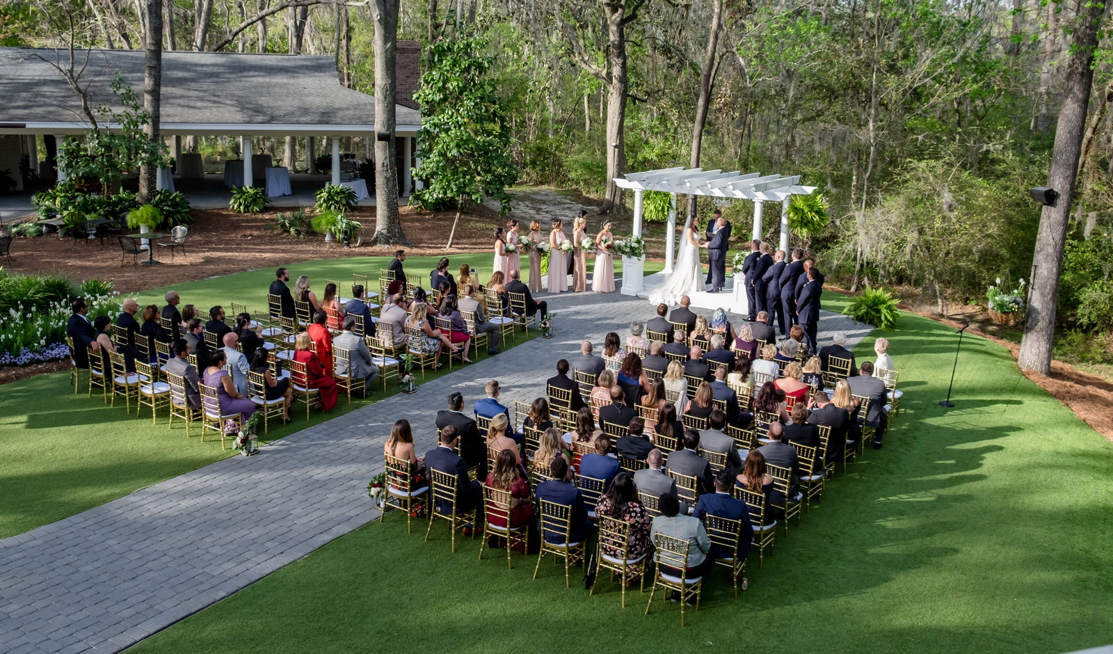 Flor + Aaron, Mackey House Wedding, Bobbi Brinkman Photography