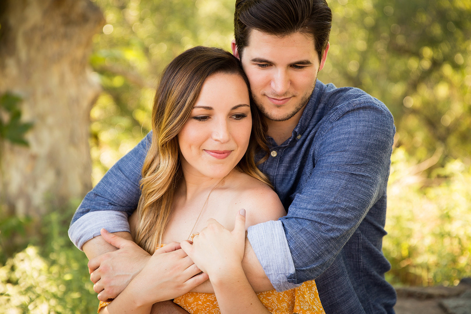 Daley Ranch engagement photos gorgeous outdoor photos