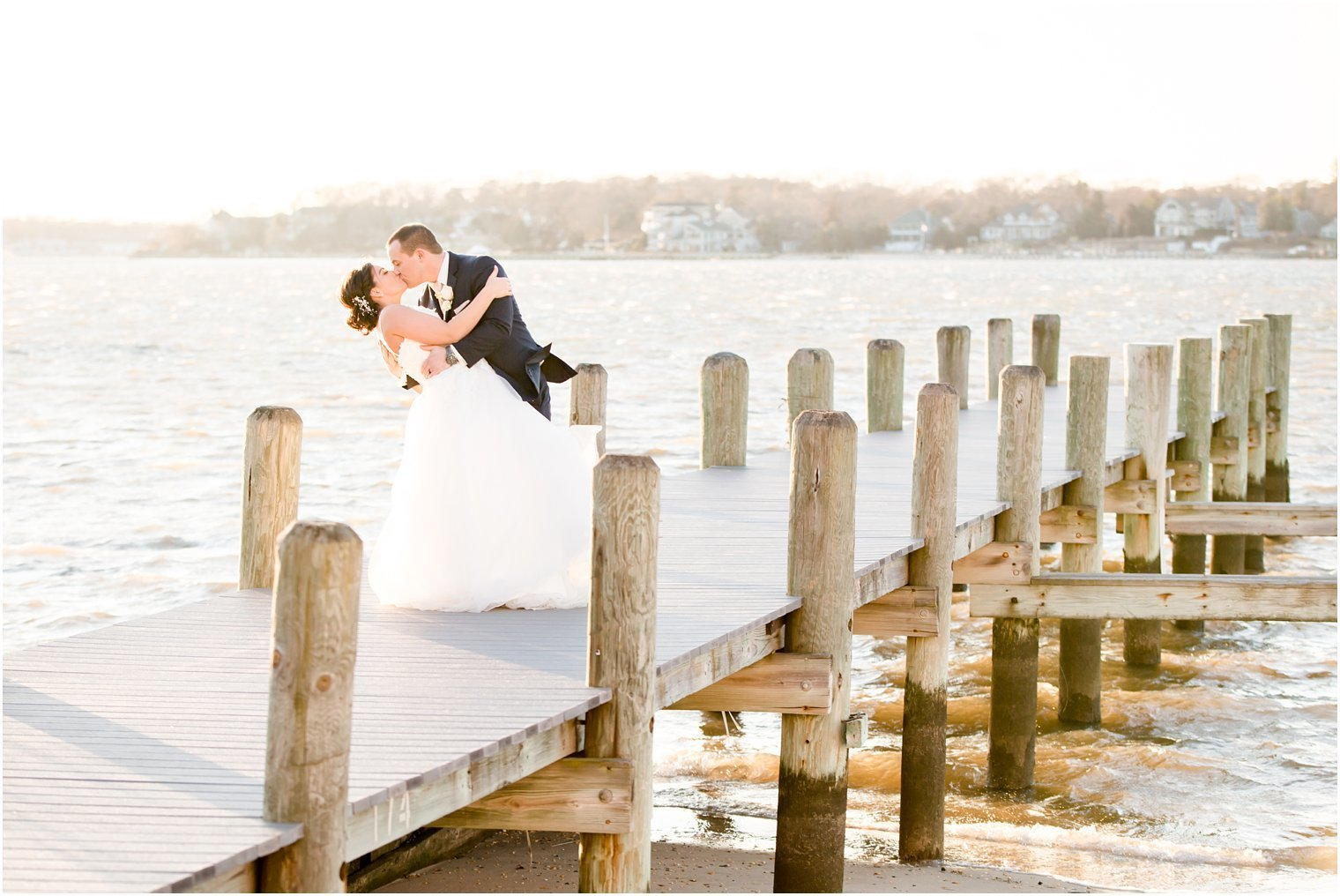 Clarks Landing Yacht Club Wedding