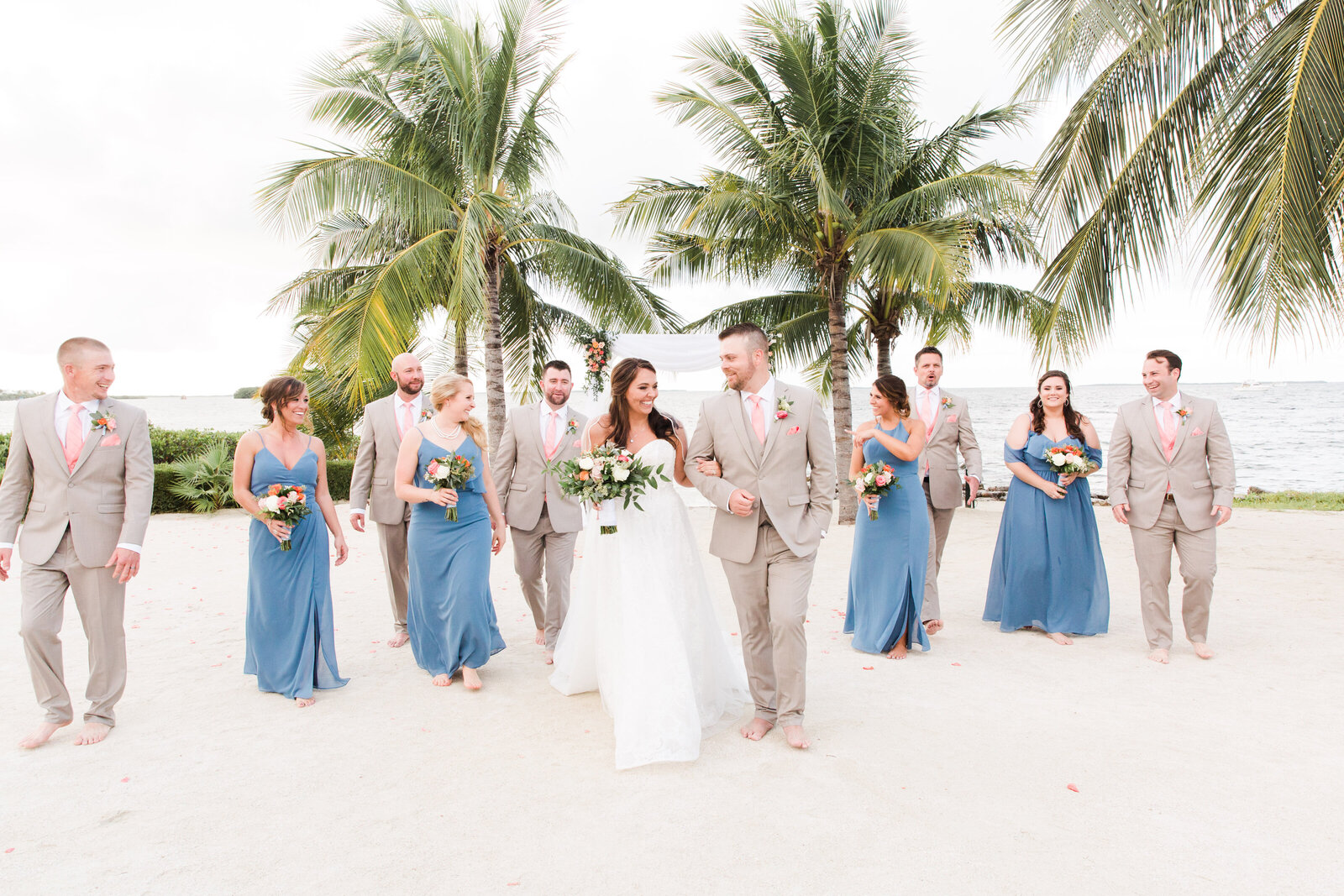 Beach Wedding in Key largo