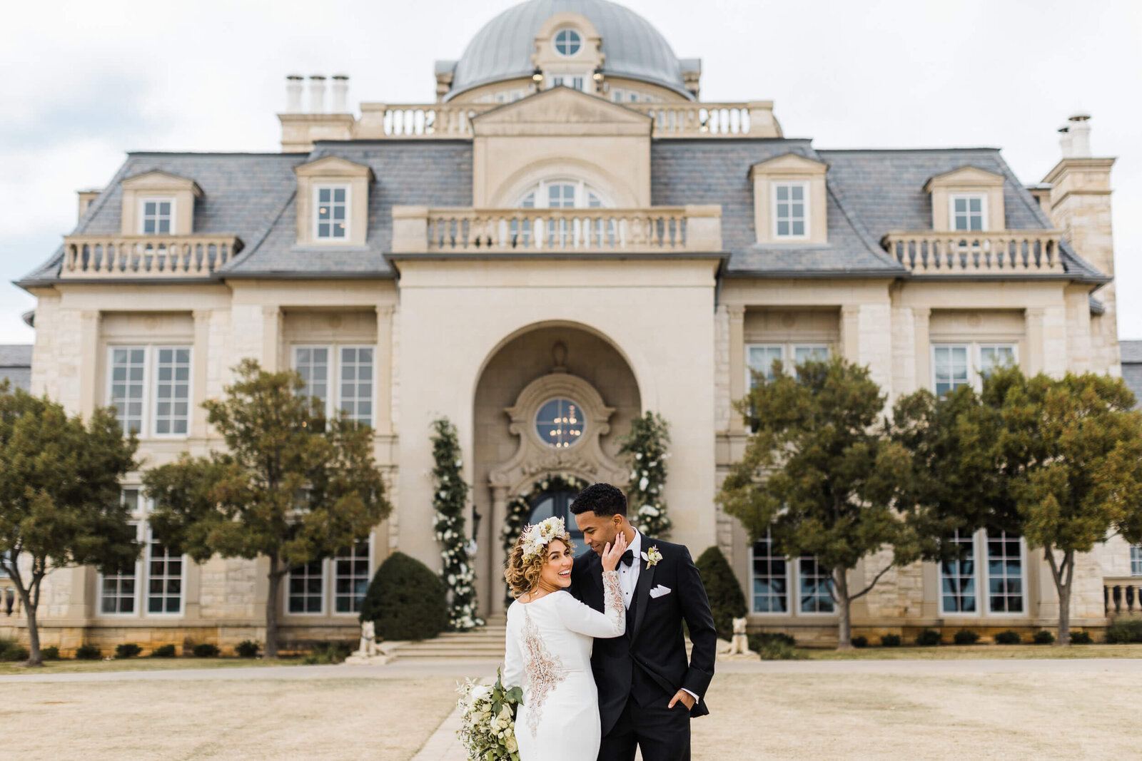 Wedding at the Olana in Dallas, TX