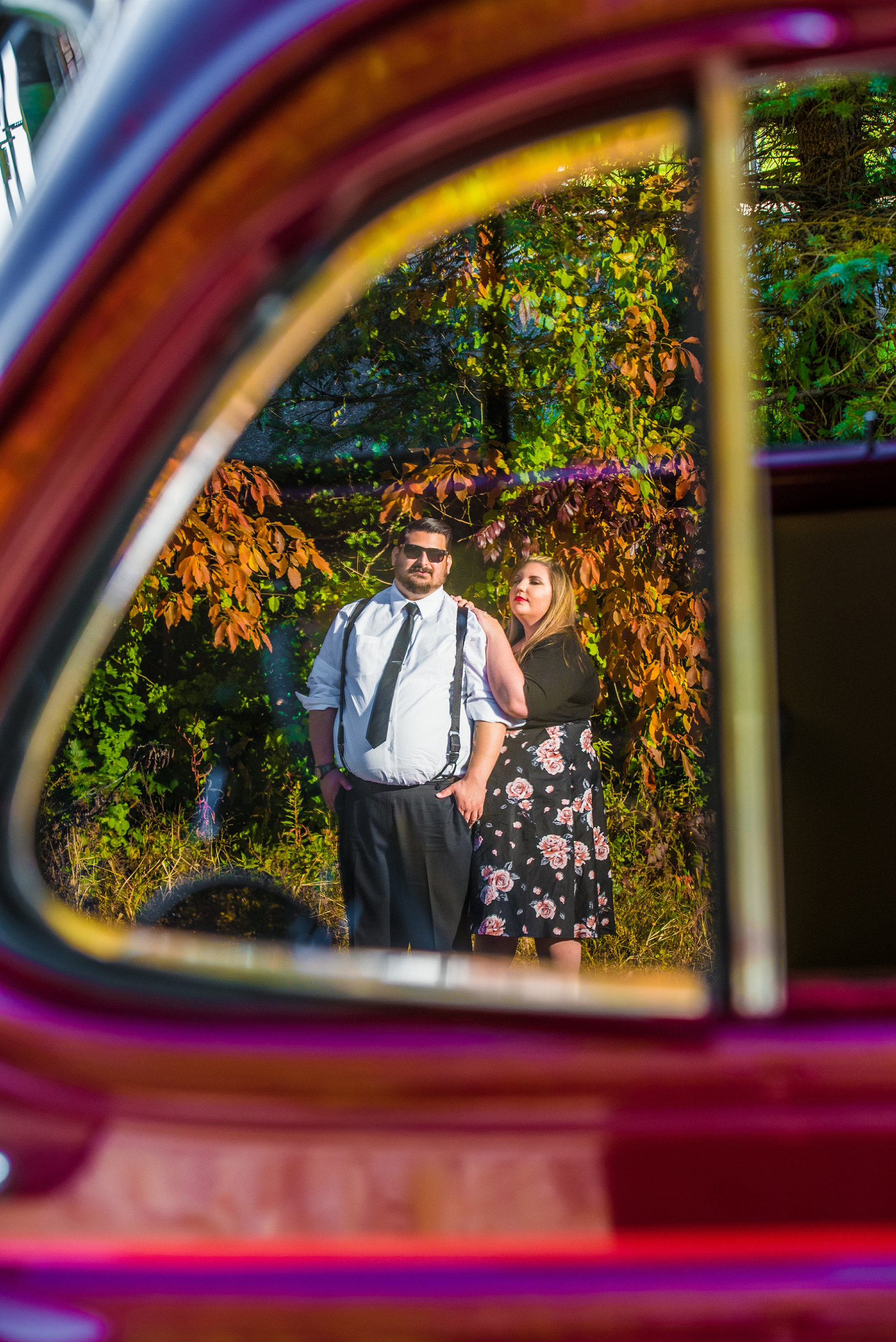 Retro_Pinup_Car_engagement_session_Nj038
