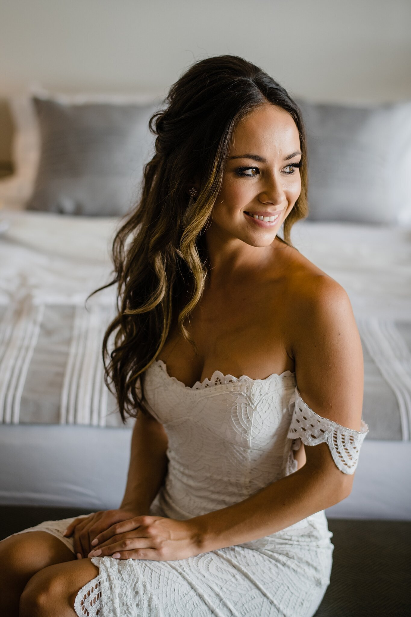 beautiful hawaii bride