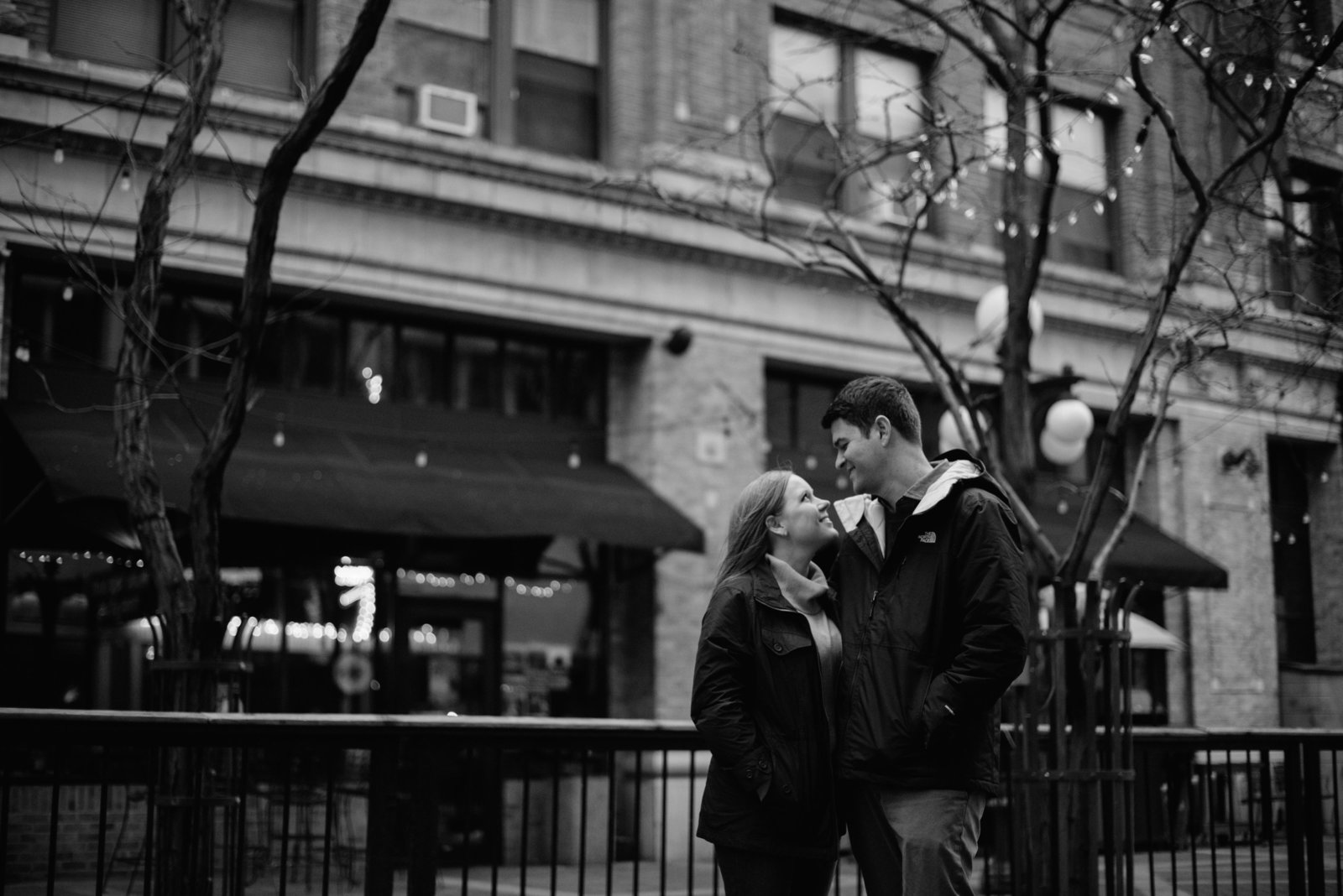 Minnesota Winter Engagement Photos 1447-2