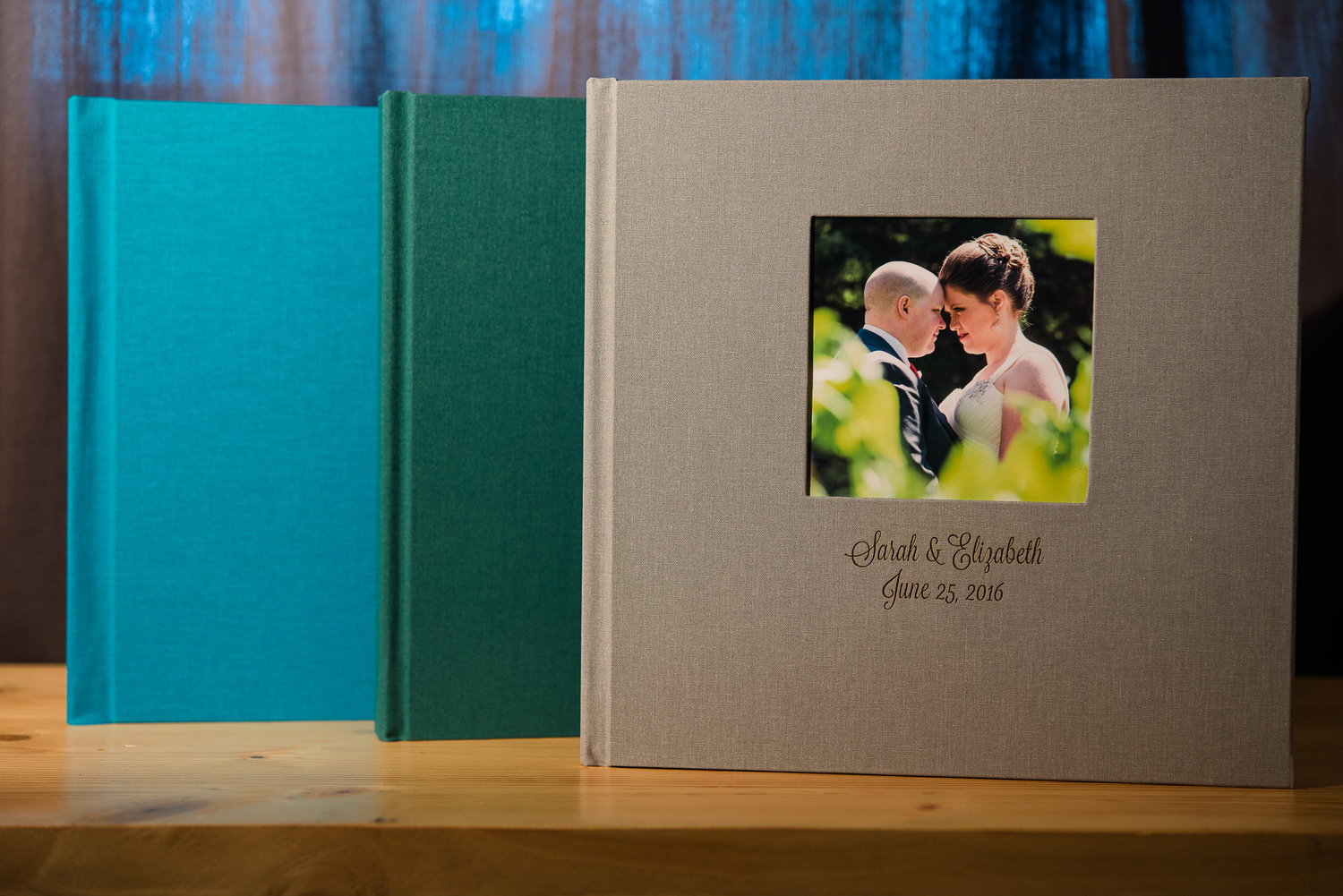 wedding album prices and details for seattle wedding photographer