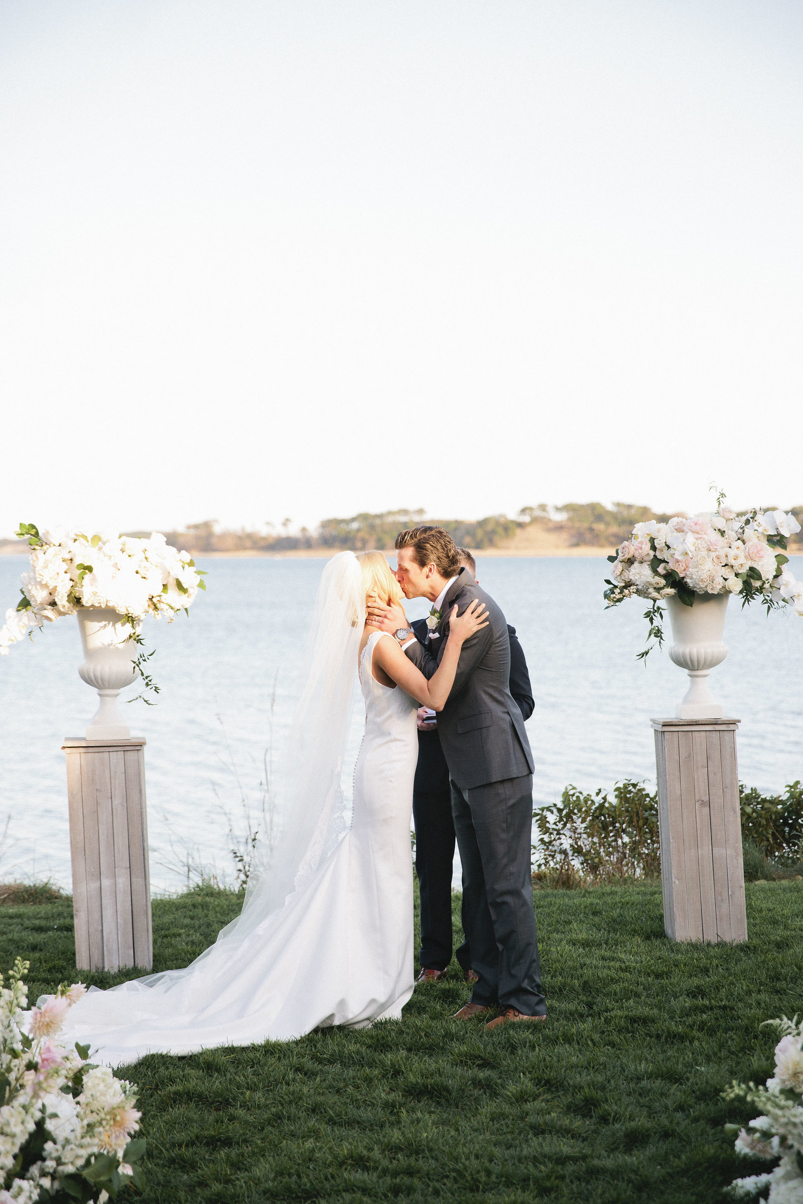 Wedding for The Bachelor's Whitney Bischoff by Top Cape Cod Wedding Planner Always Yours Events