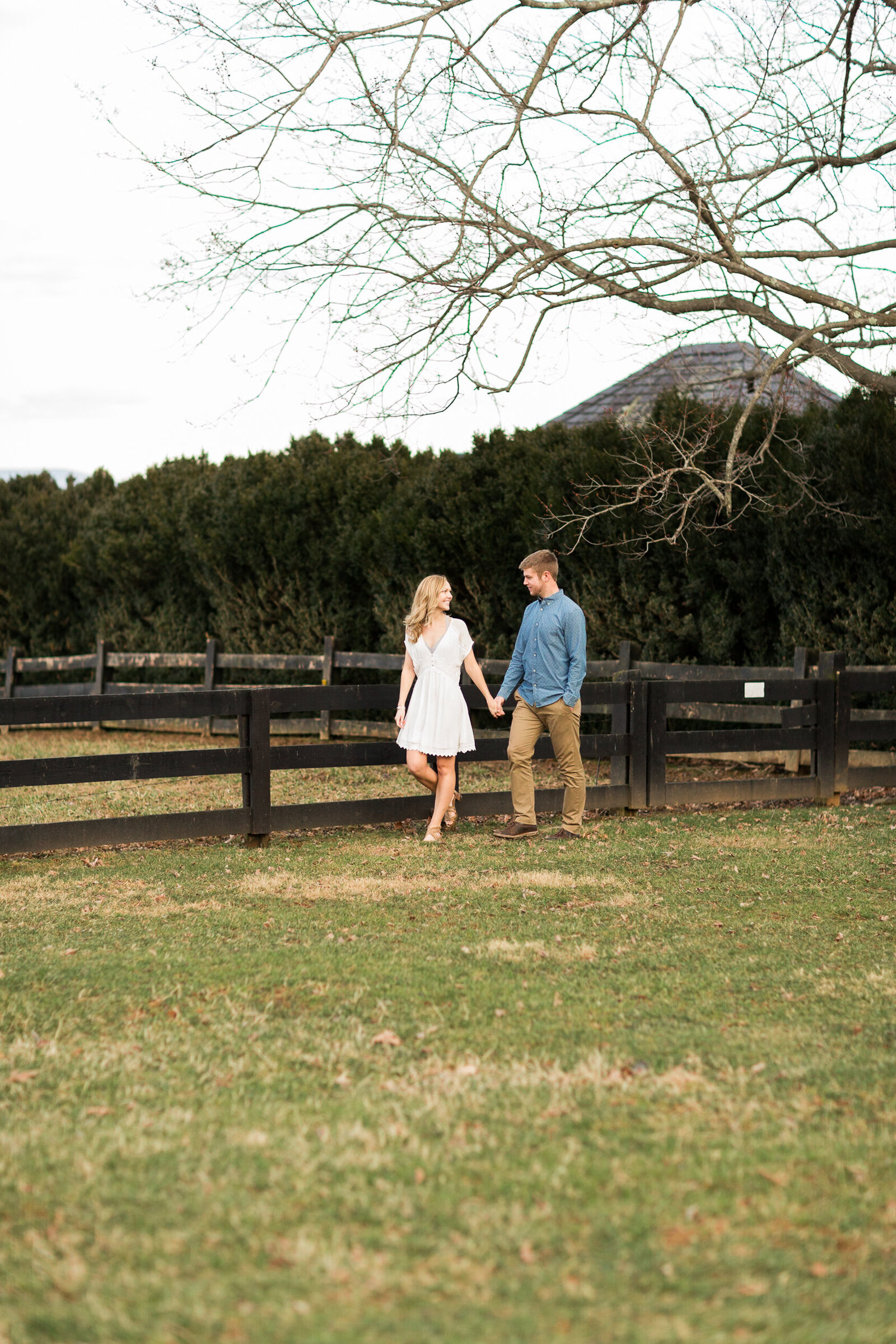 Fall Mountain Engagement Session in the Shenandoah Valley-10