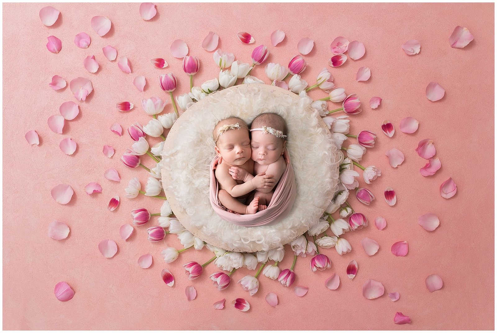 Oahu Hawaii Newborn Photography Studio