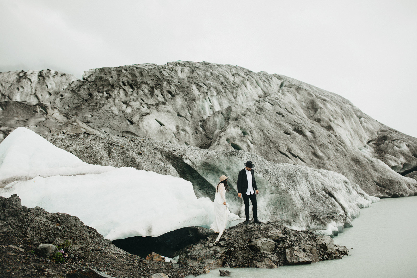 athena-and-camron-alaska-elopement-wedding-inspiration-india-earl-athena-grace-glacier-lagoon-wedding101