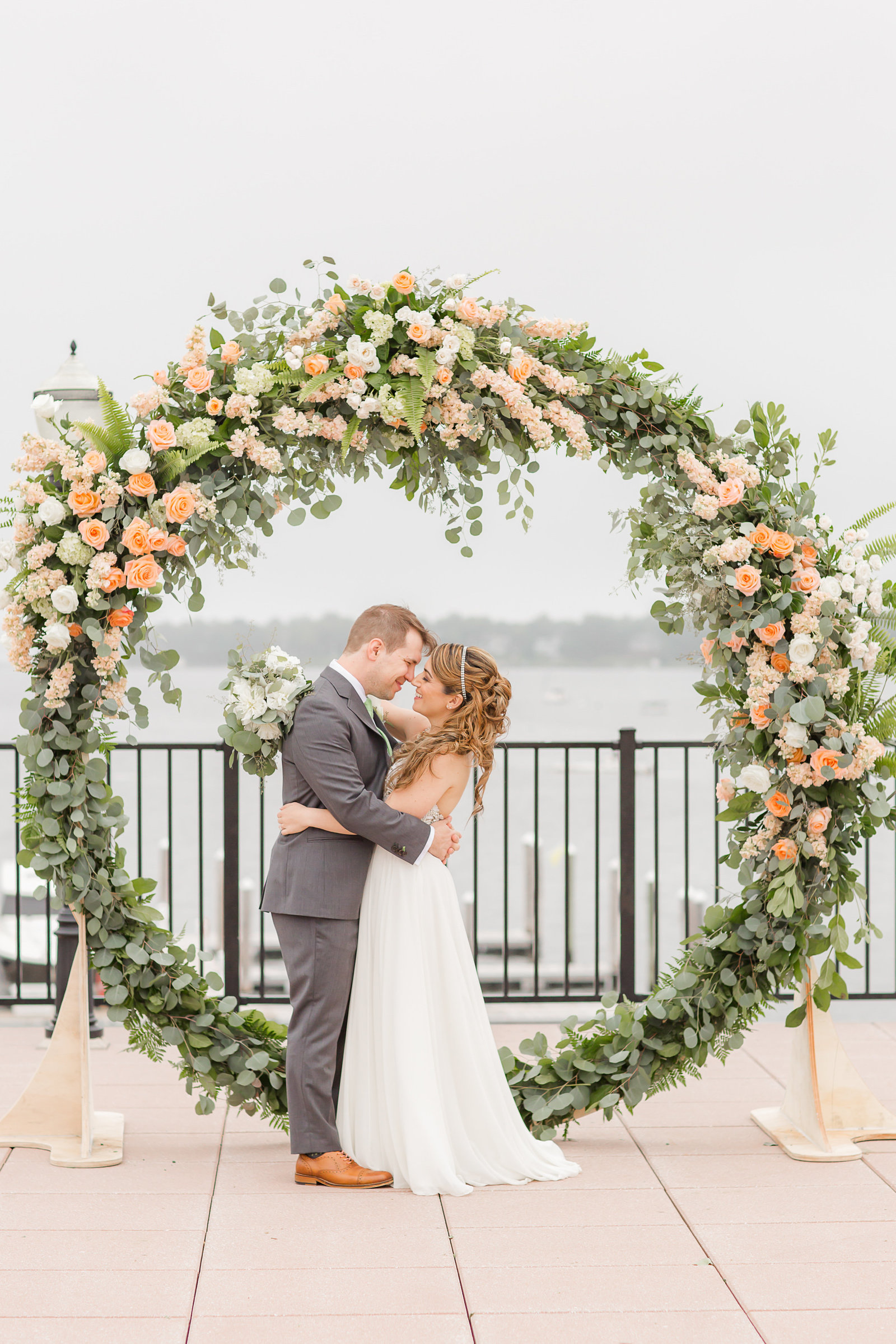 Molly Pitcher Inn Wedding in Red Bank NJ