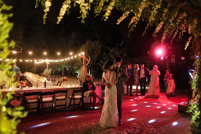 mansion estate california outdoor italian tuscan wedding 1