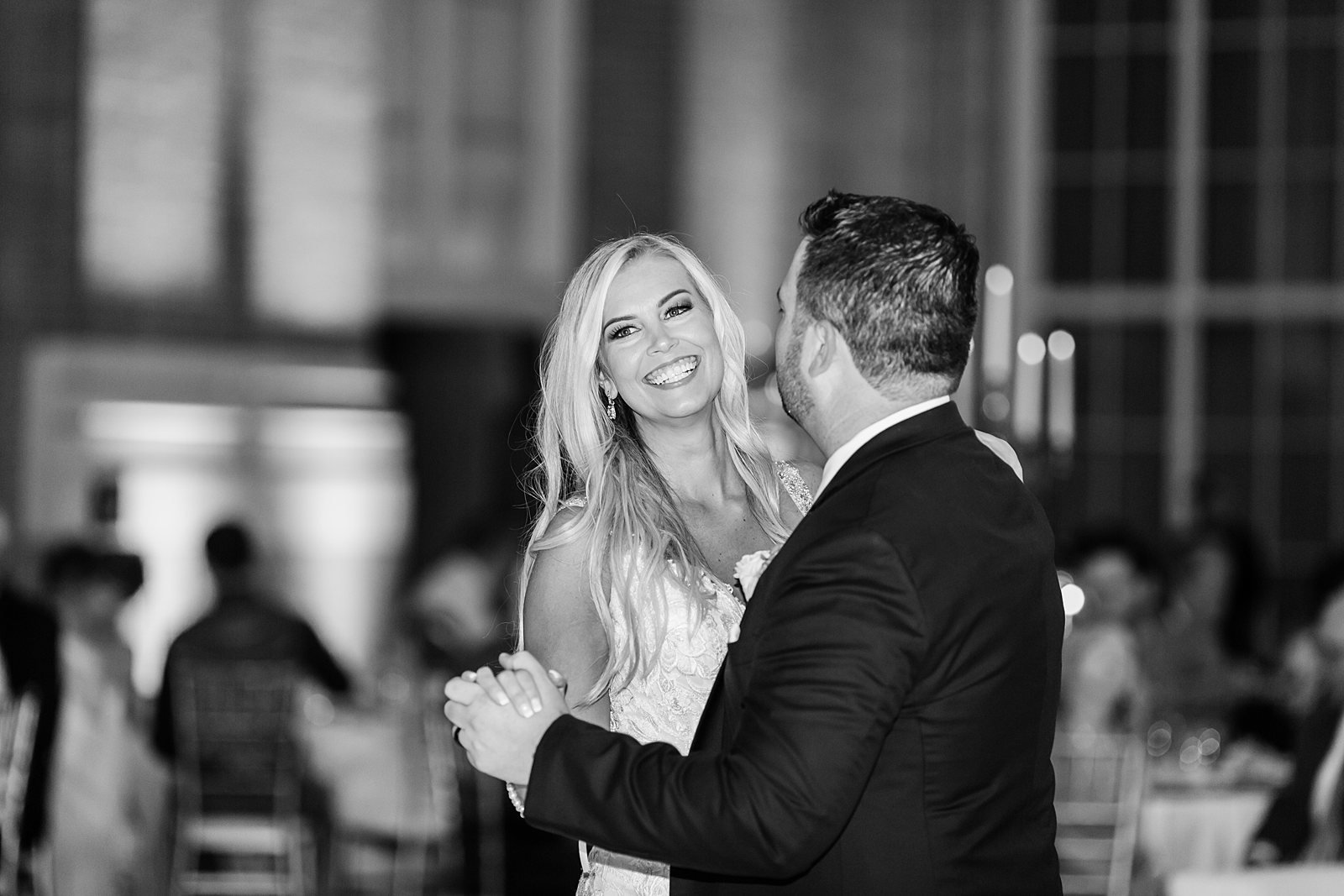first dance at union station dallas