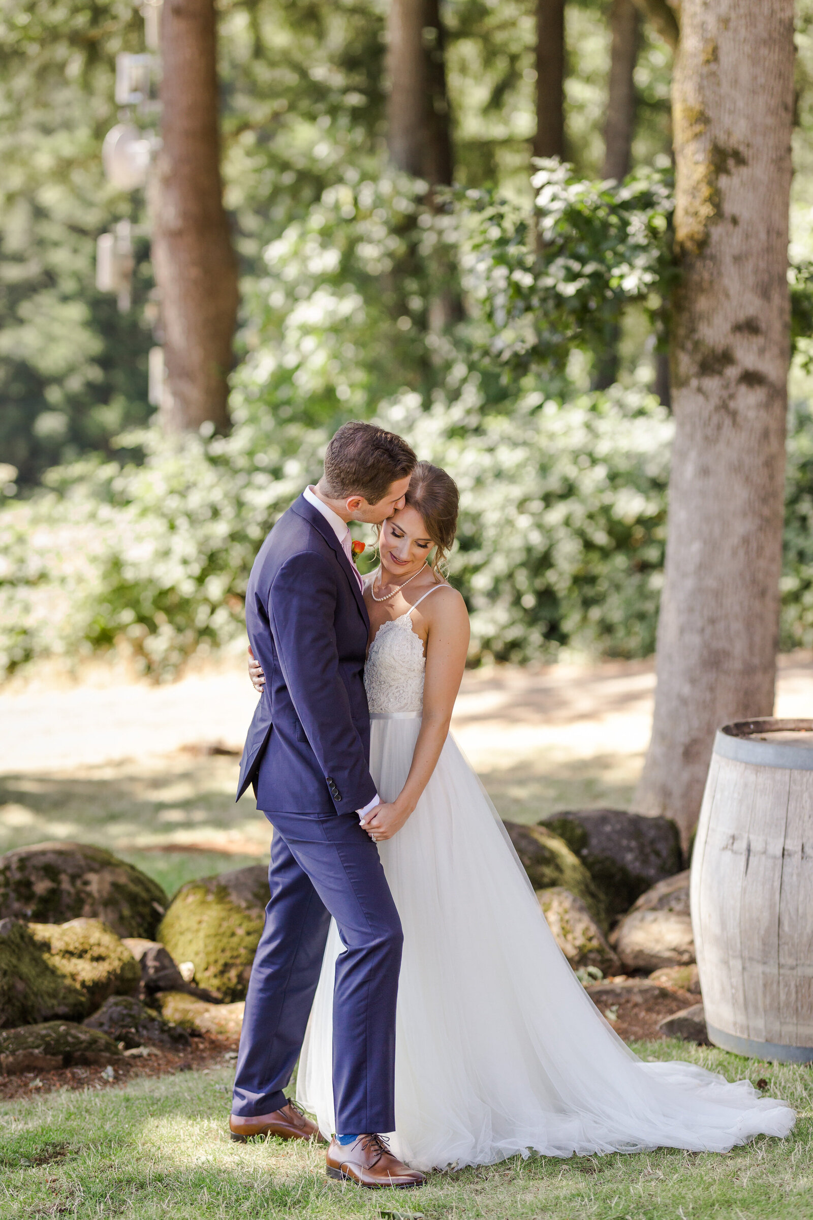 Domaine De Broglie Wedding