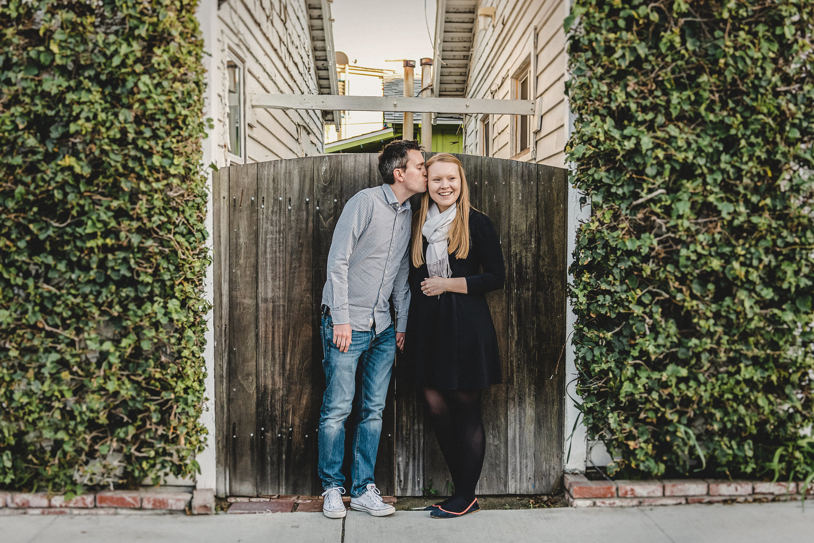 Palm Springs Photographer Engagement