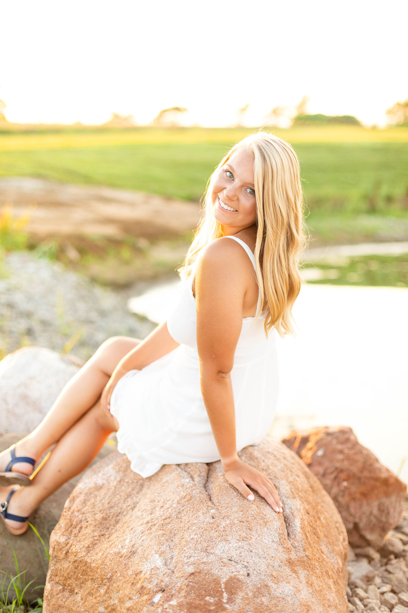 Bourbonnais Senior Photographer