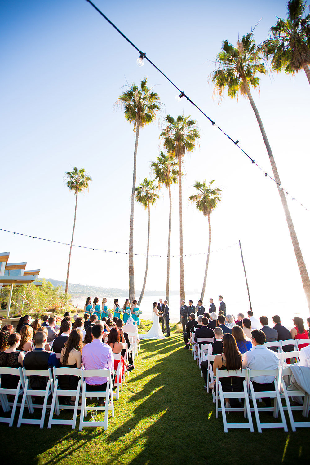 scripps seaside ceremony space with pacific ocean views