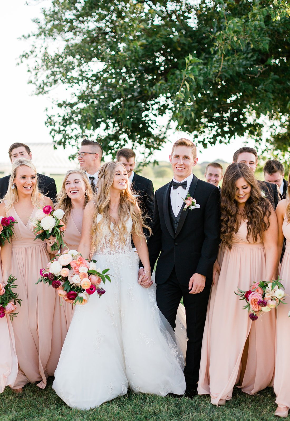 Outdoor Wedding in Edmond