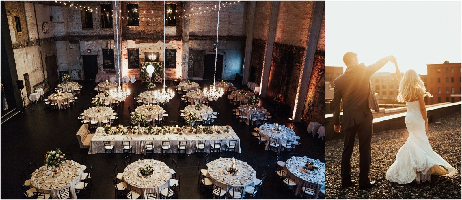 Elegant Wedding at Aria  in Minneapolis, MN