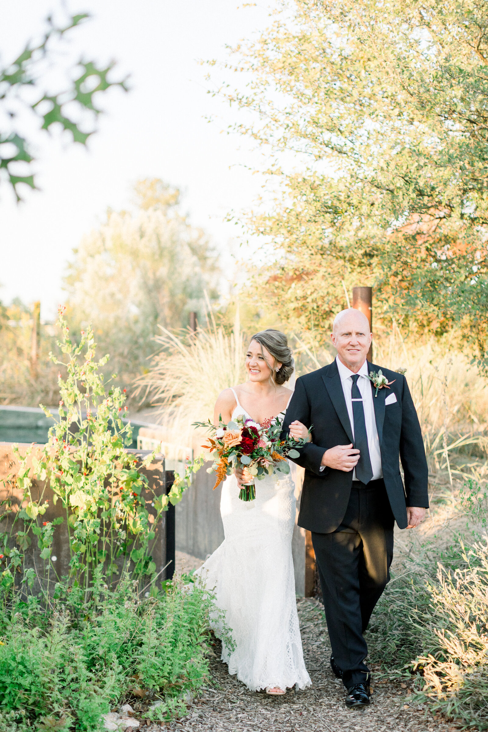 Trinity River Audubon Center Wedding Dallas - 33