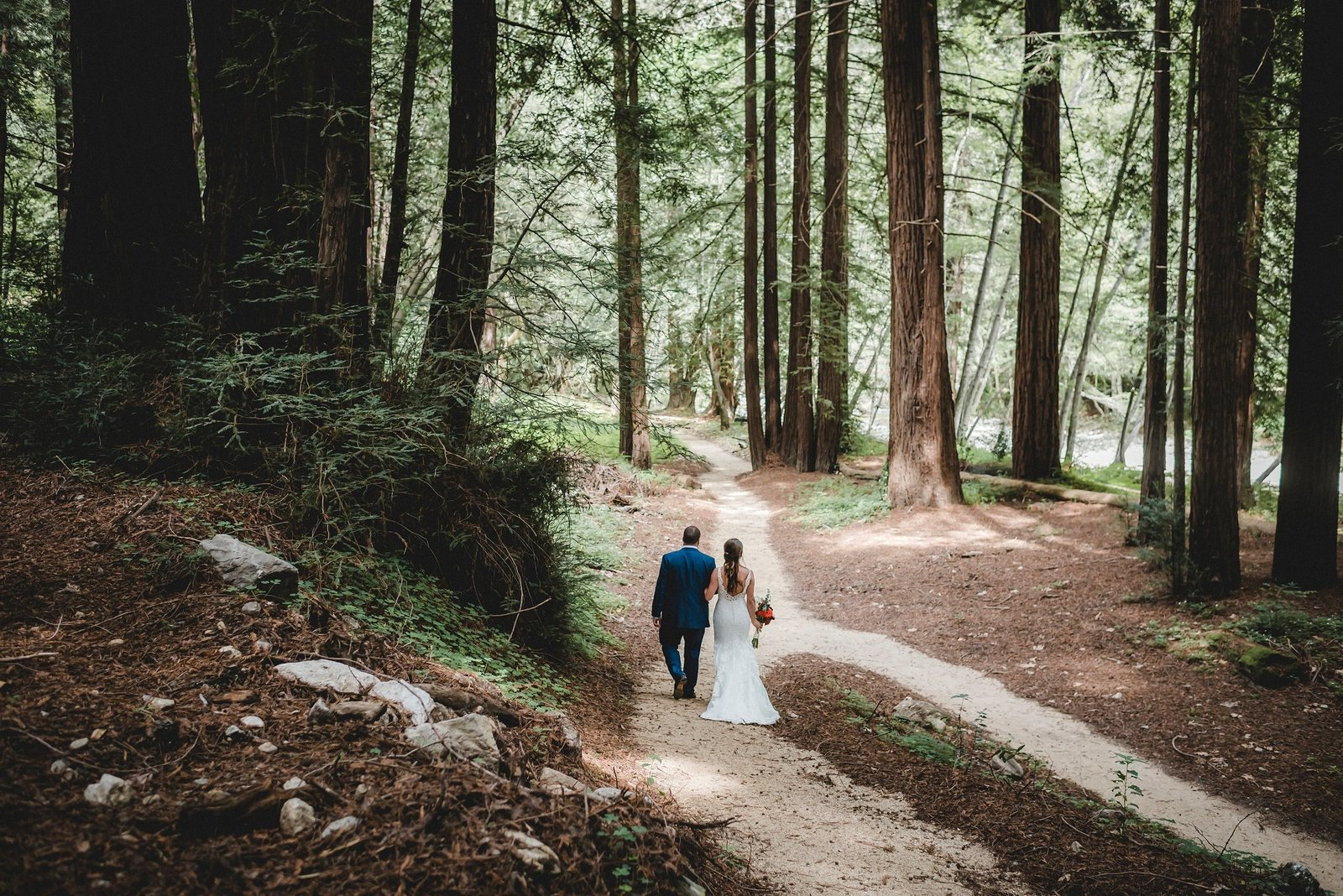 Glen Oaks Wedding in Big Sur