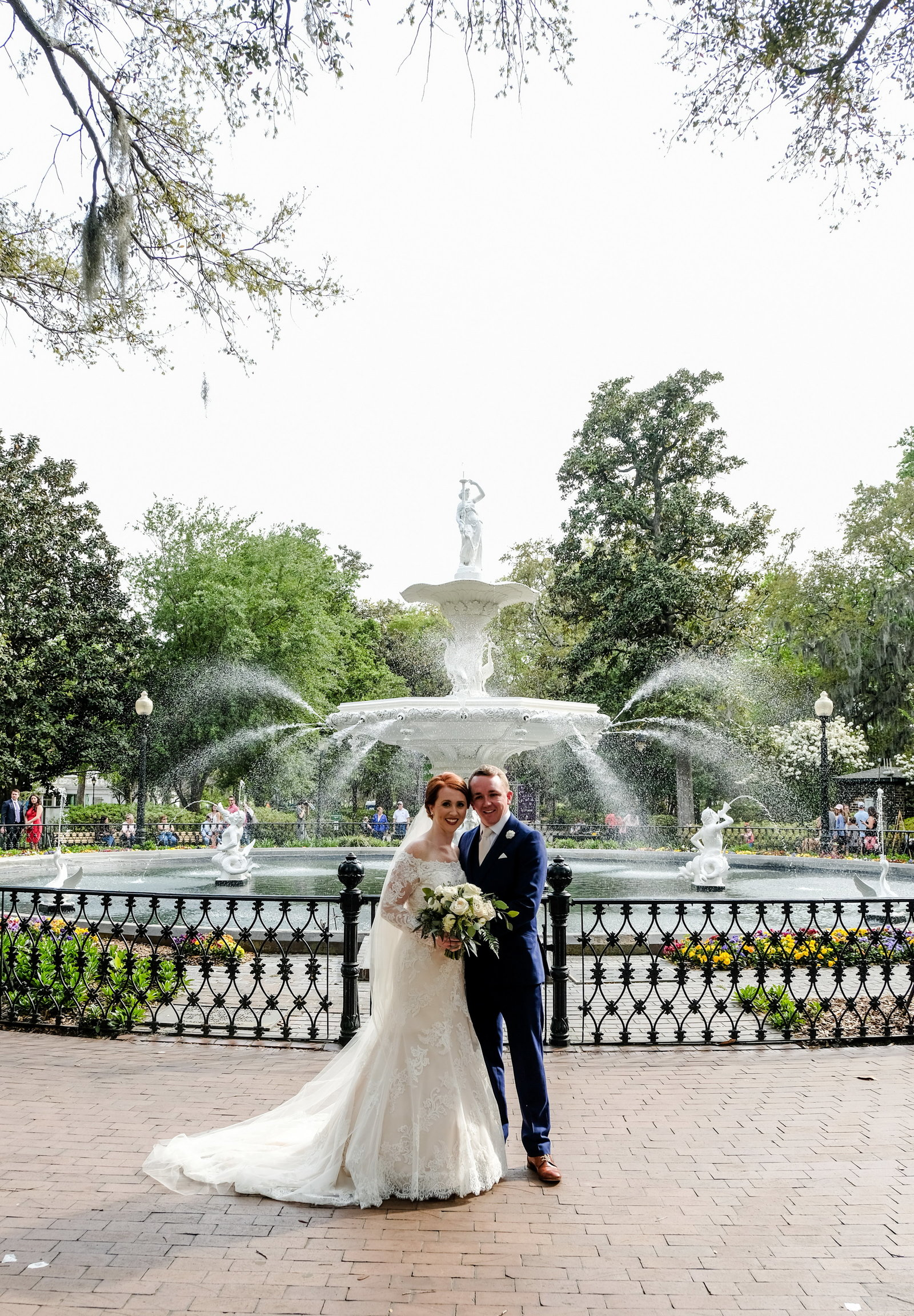Savannah Wedding, Kathleen & Thomas, Bobbi Brinkman Photography